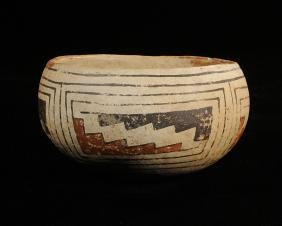 Hopi pottery Bowl, SW, 4 3/4 inches
