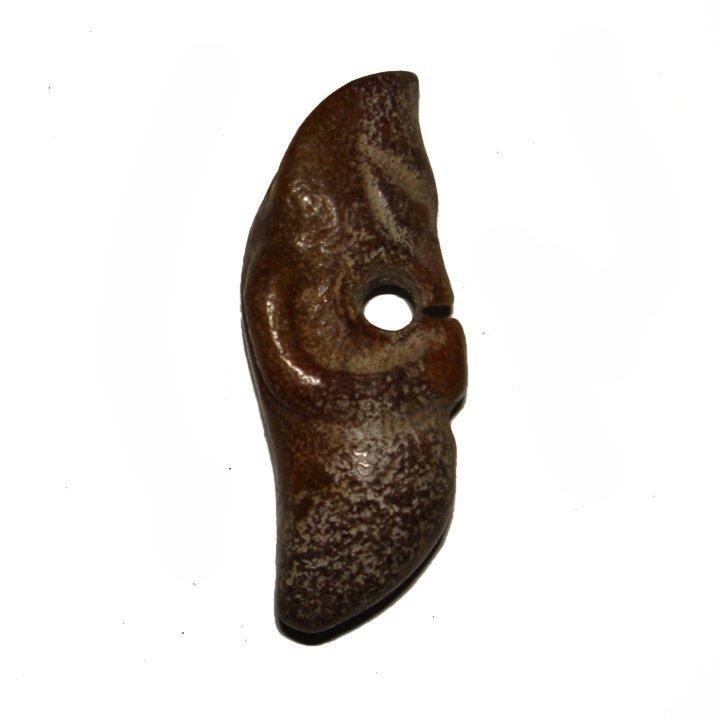 Neolithic Jade Pei Dragon Embryo
