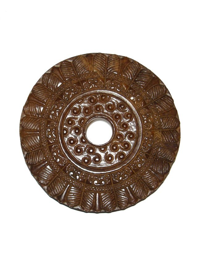 Qing Dynasty Jade Pommel Ornament
