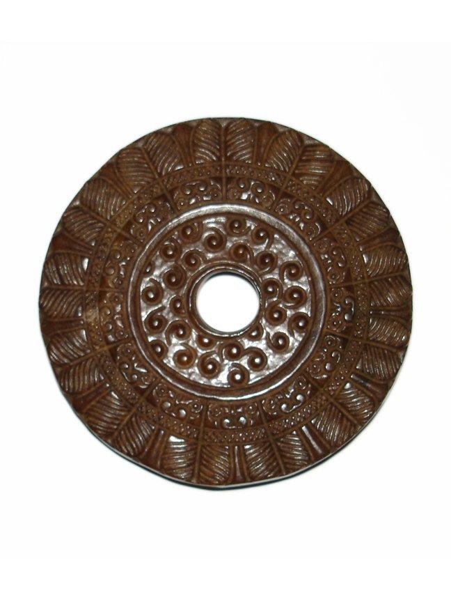 Qing Dynasty Jade Pommel Ornament - 2