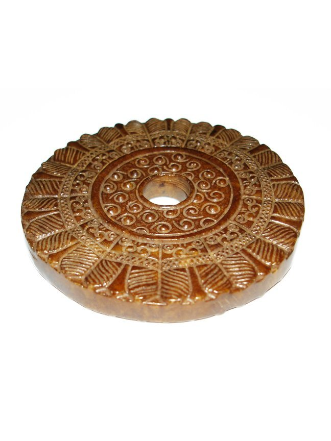 Qing Dynasty Jade Pommel Ornament - 3
