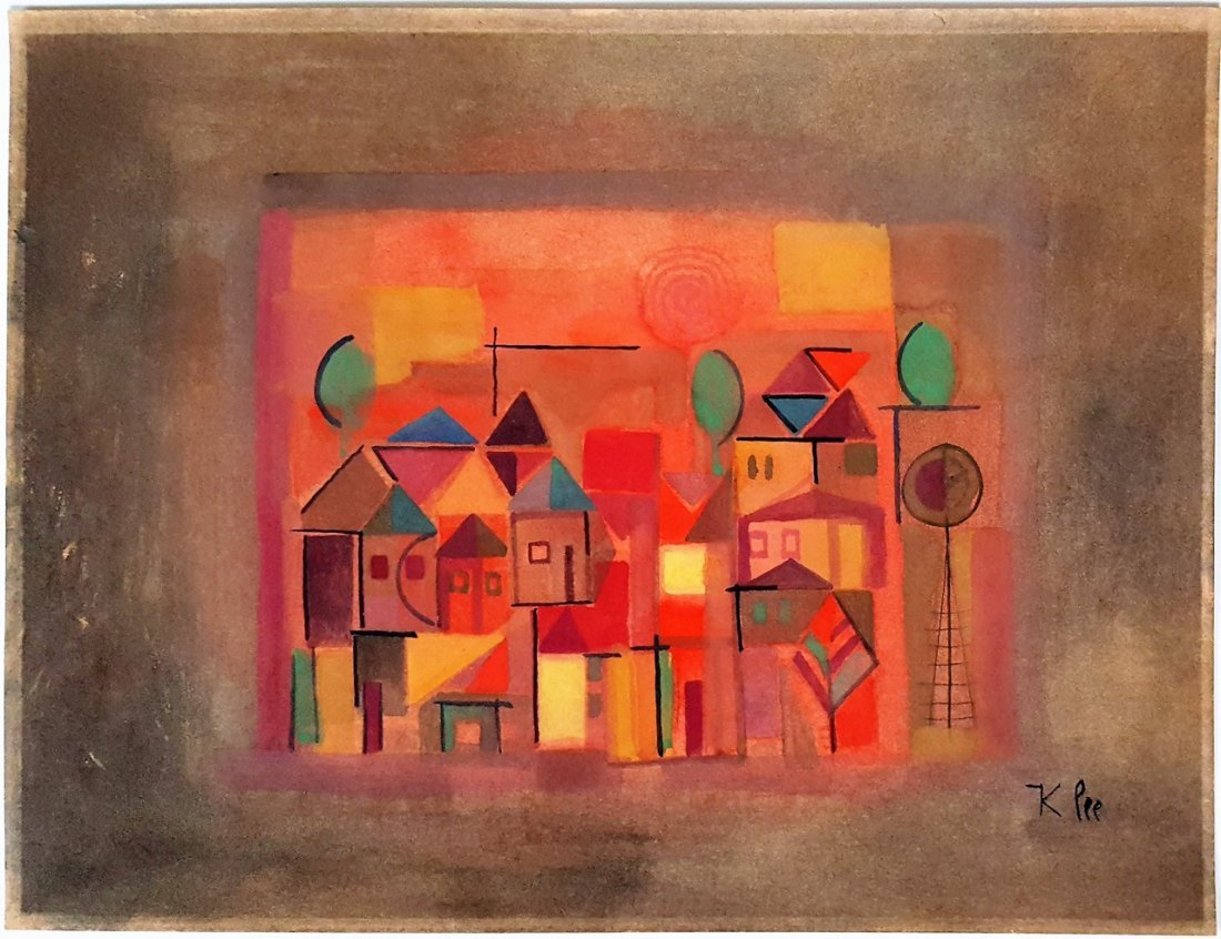 Paul KLEE (1879-1940). Switzerland