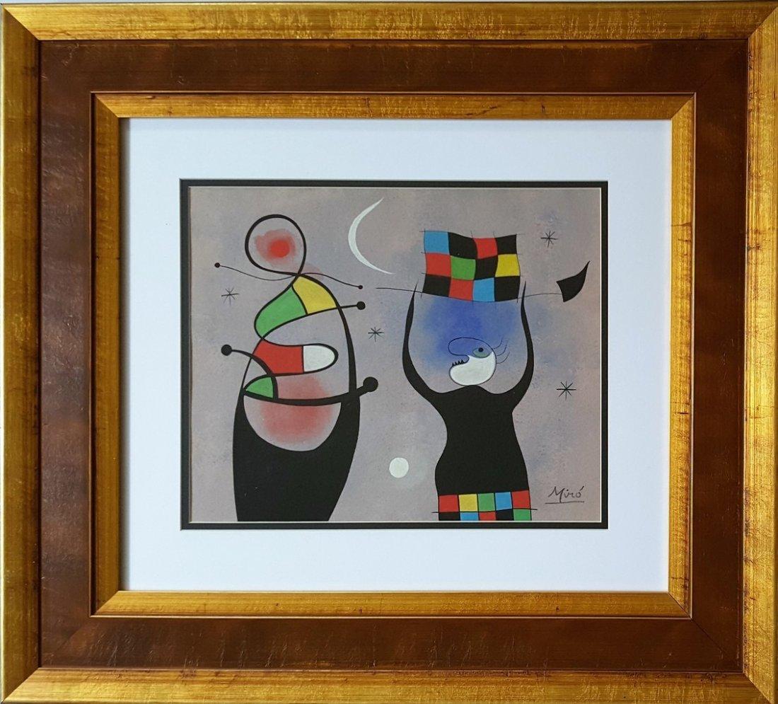 Joan MIRO (1893-1983).Spain