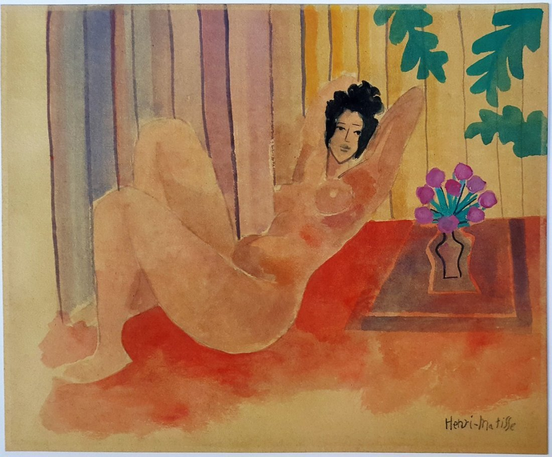 Henri MATISSE (1869-1954). France