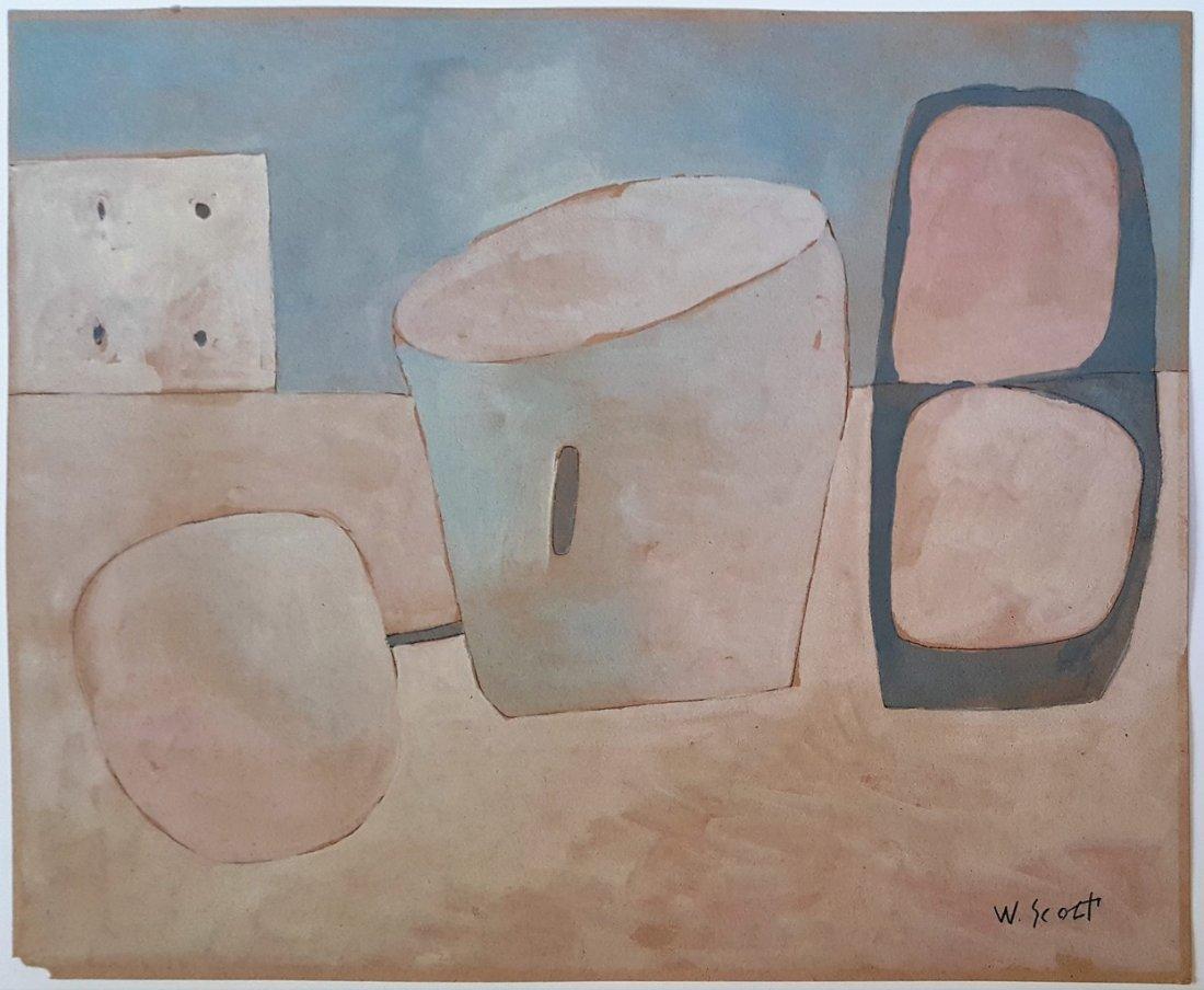 William SCOTT (1913-1989). Britain