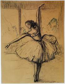 Edgar Degas (1834-1917). France