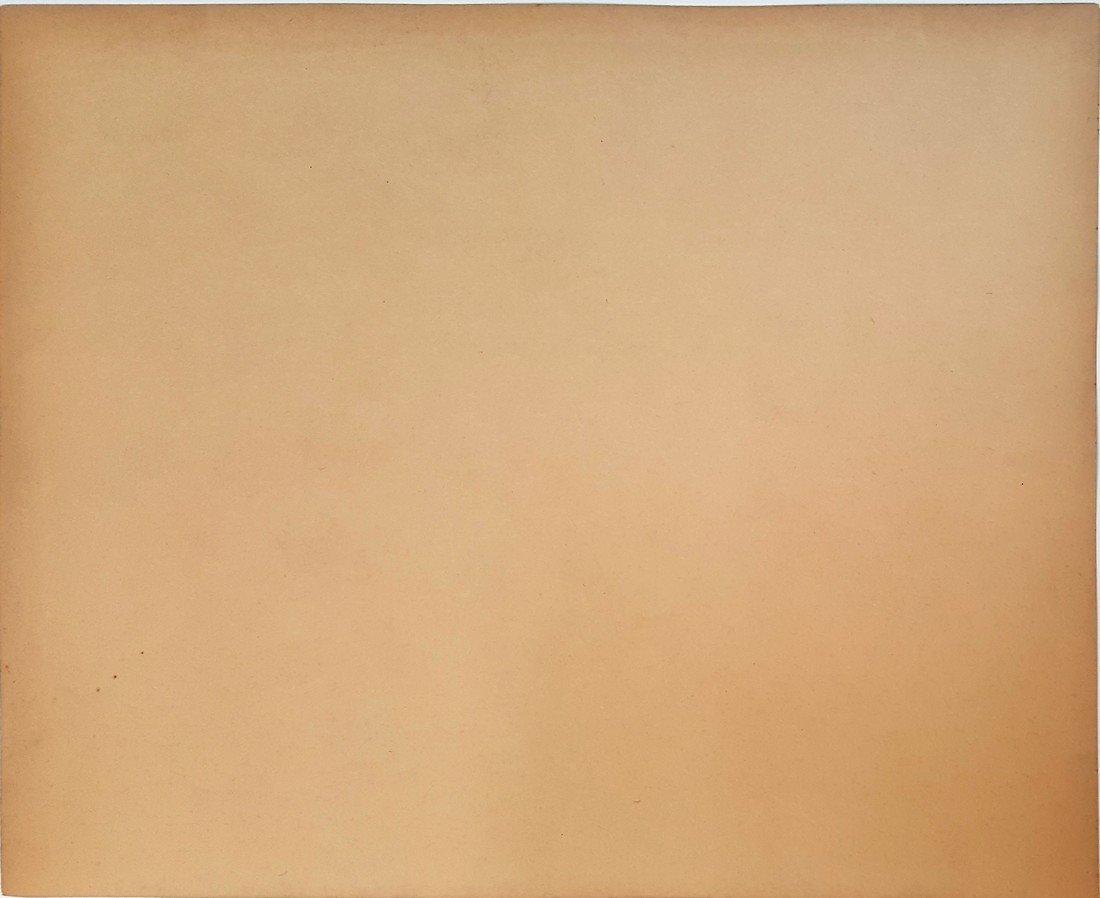 Giorgio Morandi watercolor on paper signed painting - 2