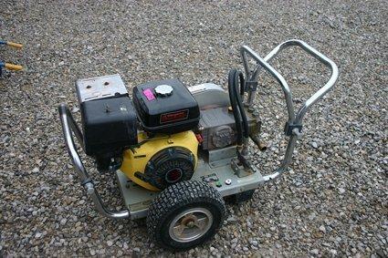 8: Simpson Portable High Presser Washer 3500 PSI - NR