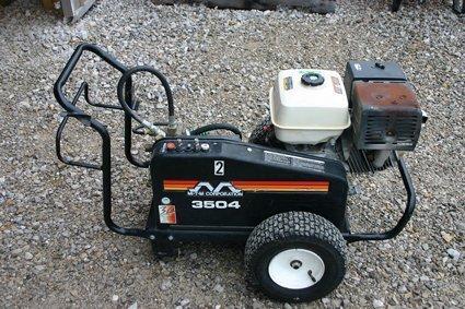 9: MI-TM Corp Portable High Presser Washer 3500 PSI  NR