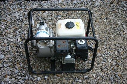 """11: 3"""" Transfer Pump With Honda Motor - NO RESERVE"""