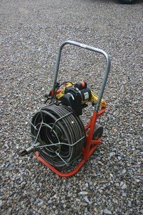13: Snake Portable Power Drain Cleaner Snake - NR