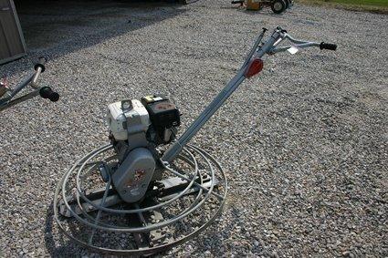 21: Stone Concrete Power Trowel CF464 Honda GX240 NR