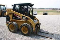 79: Cat Model 226 Skid Steer Diesel Engine 1522 Hrs NR