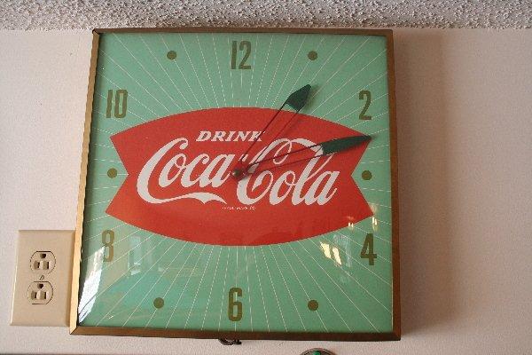186: Coke clock