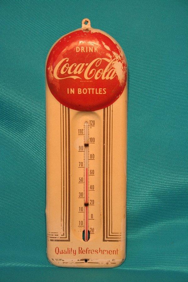 190: Coca-Cola thermometer