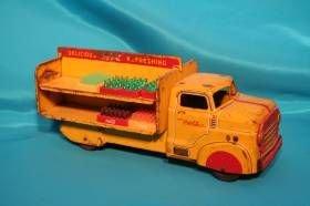 171A: Marx yellow Coke truck