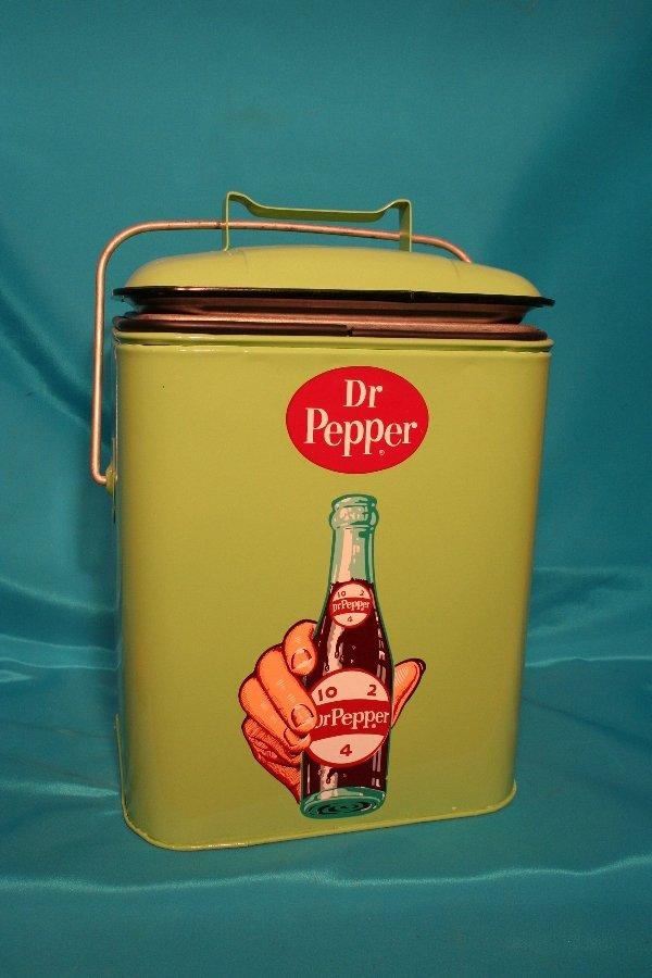 333: Dr Pepper cooler