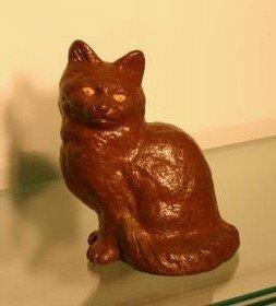 18: Sewer tile cat