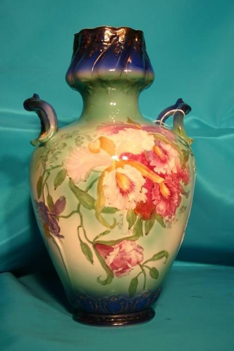 152: Royal Bonn vase