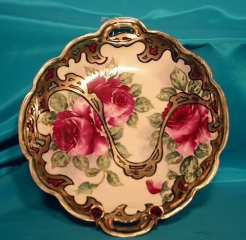 164: Nippon floral bowl