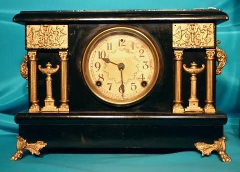 179: Mantle clock
