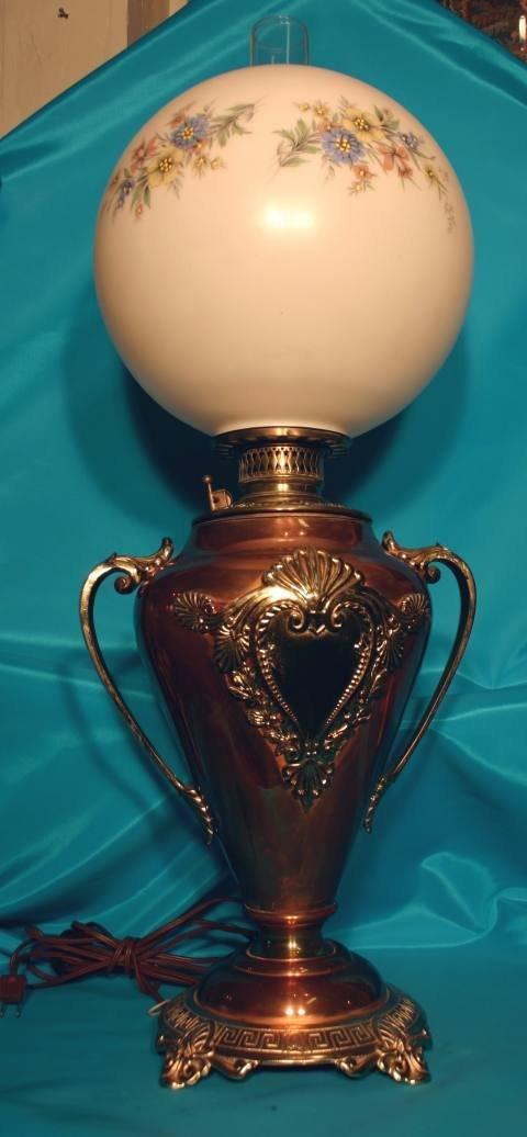 217: Parlor lamp
