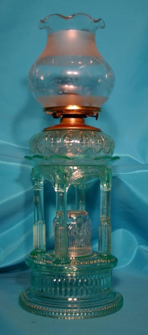 222: Parlor lamp