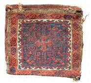 Baluch Bag Face W Afghanistan 19th C