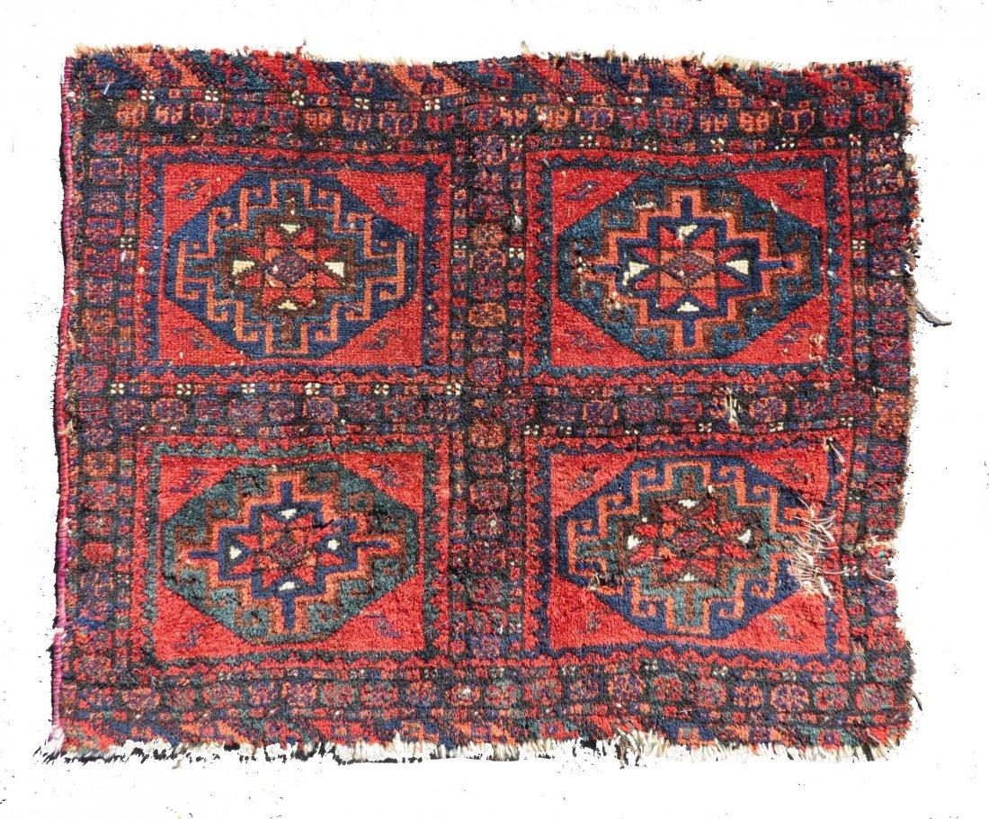 Afshar Bag Face, Persia