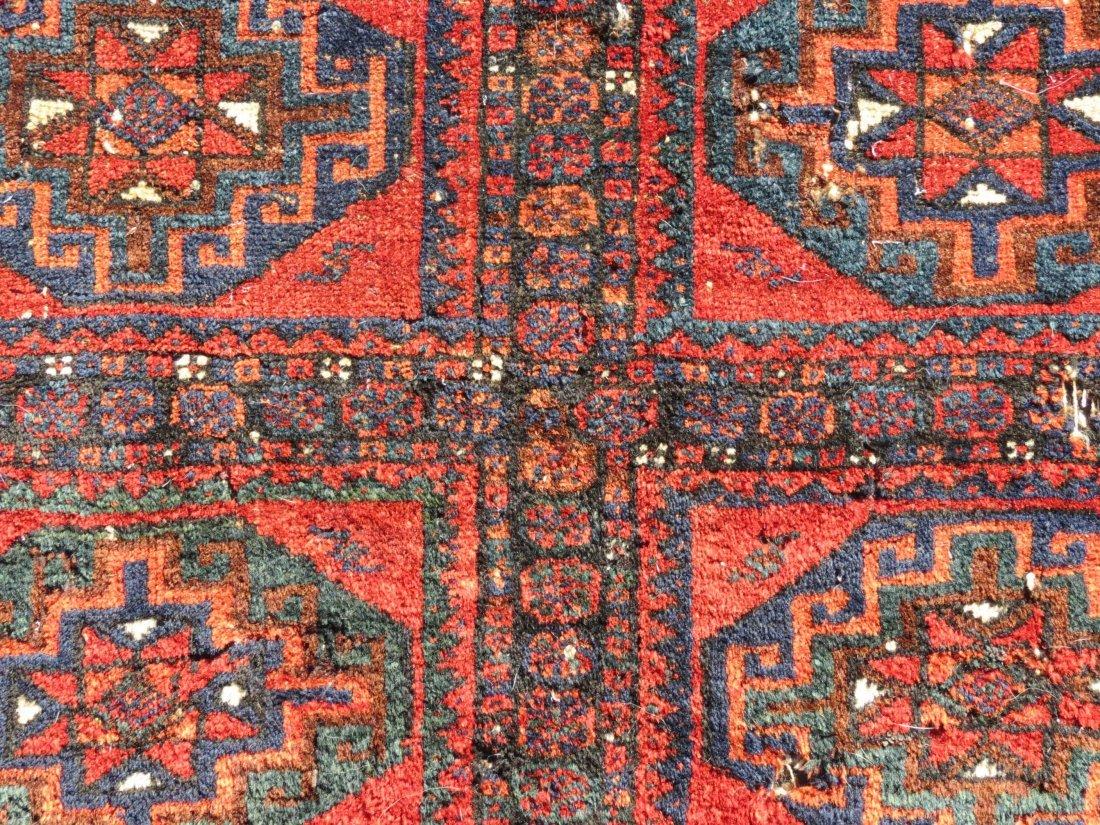 Afshar Bag Face, Persia - 3