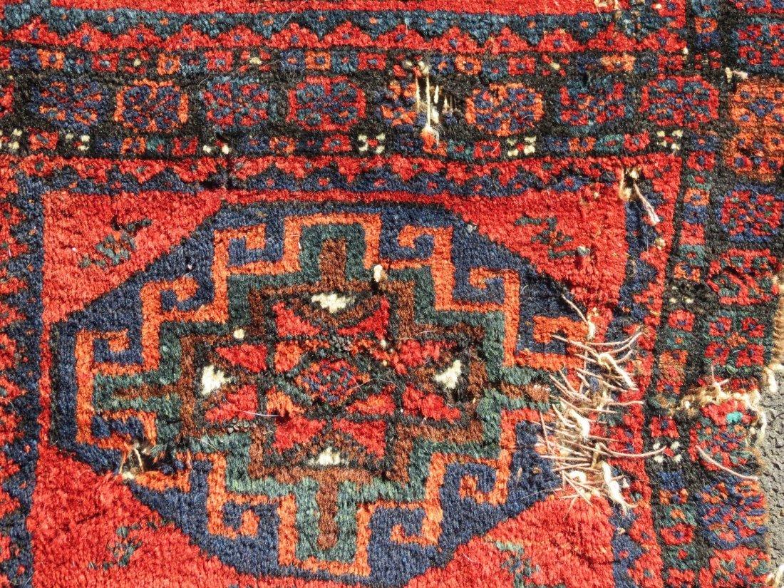 Afshar Bag Face, Persia - 4