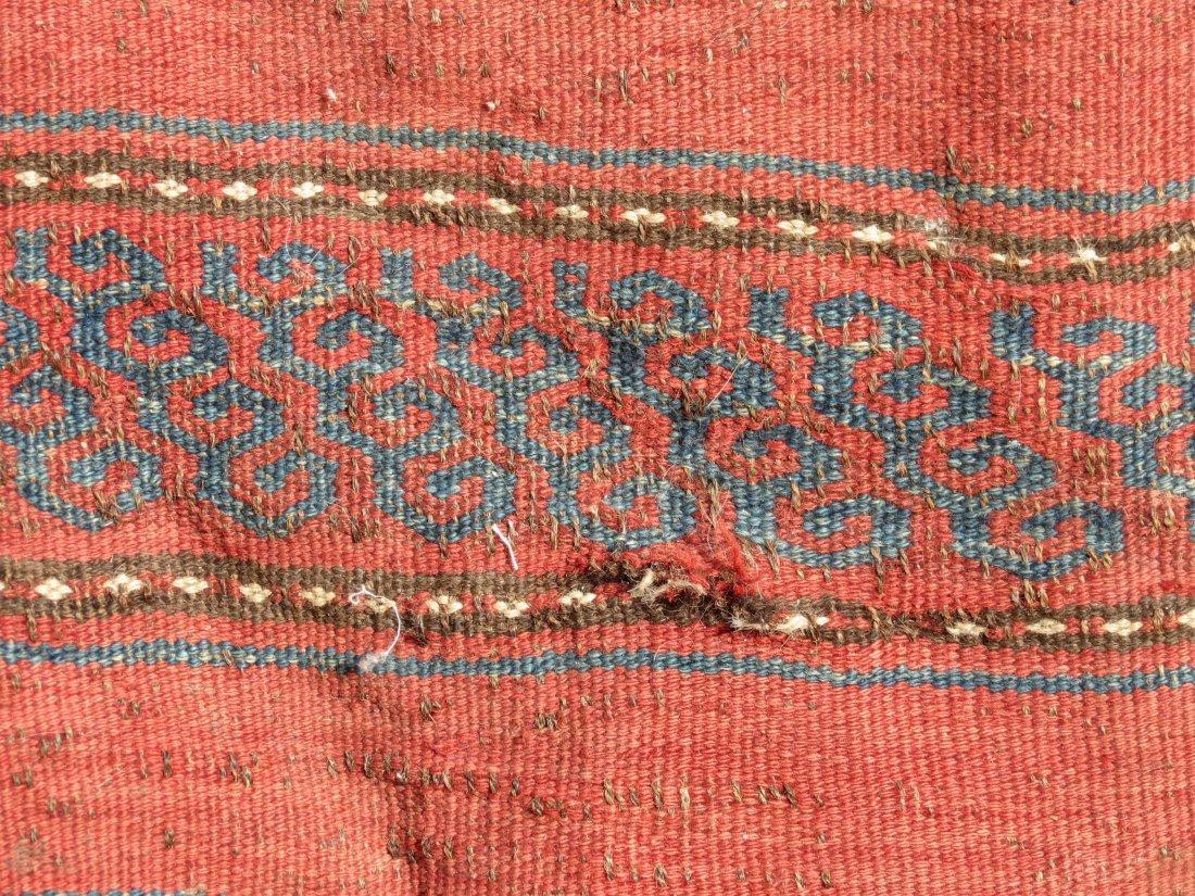 Uzbek Kilim, Central Asian - 6
