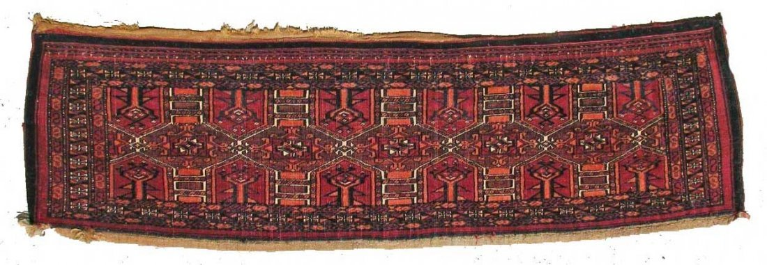 Turkmen Trapping, Central Asia, lt 19th C.