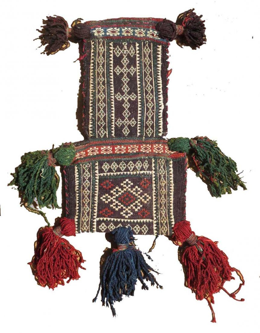 Baluch Salt Bag, SE Persia 1900