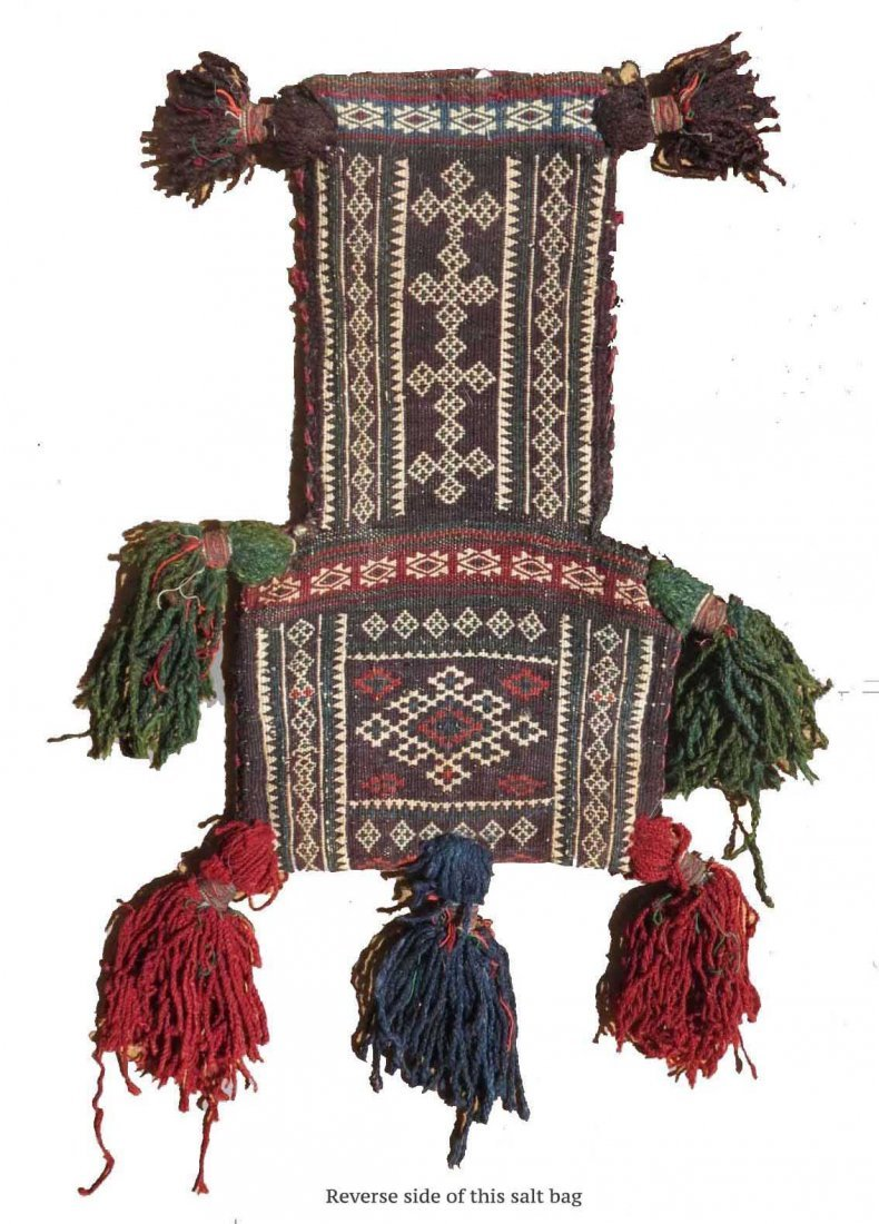Baluch Salt Bag, SE Persia 1900 - 2