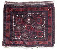 Baluch Bag Face, NE Persia, 19th C.