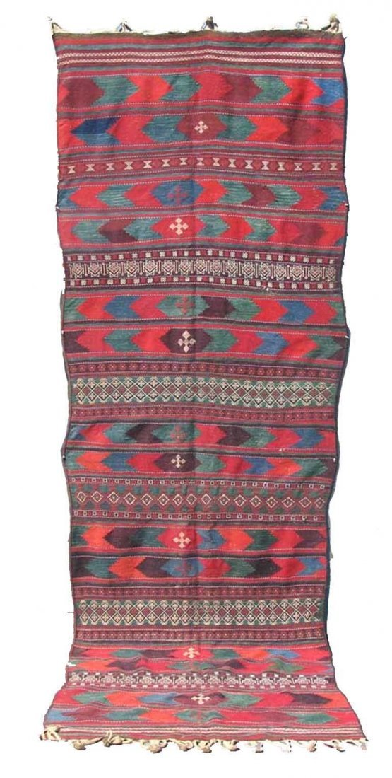 BALUCH KILIM, SE Persia, 19th c