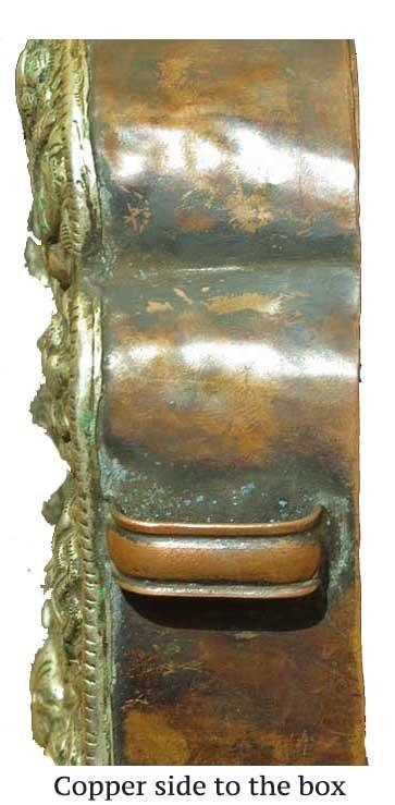 "Tibetan Silver ""Gau"" Box - 5"