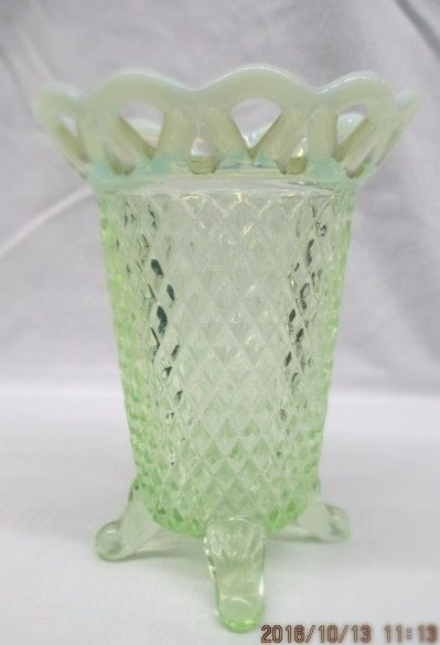 Vintage Seafoam Glass