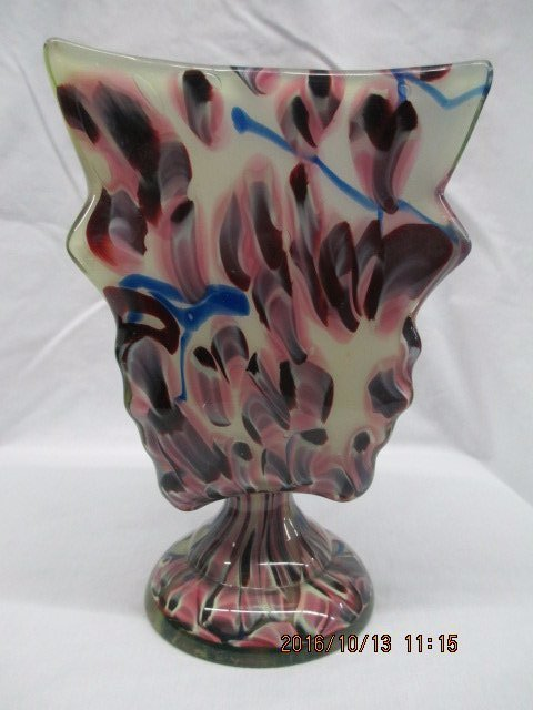 Brilliant Glass Vase