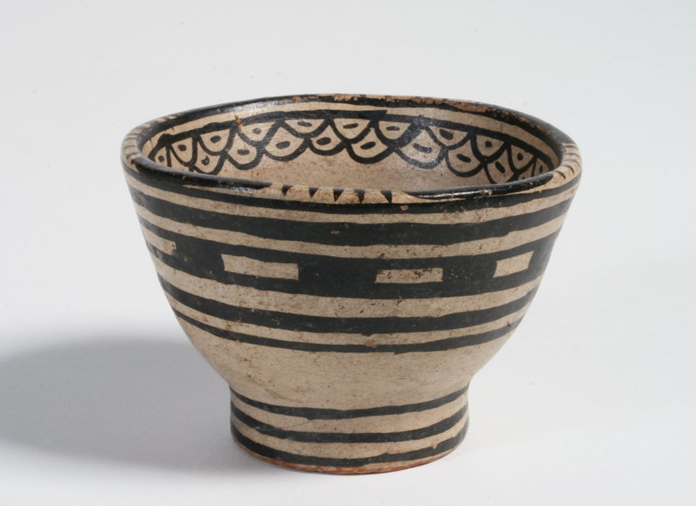 Ancient Cypriot - Greek Pottery Bowl