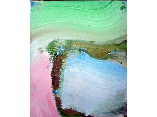 24: Ed Clark, Untitled (NY Series)