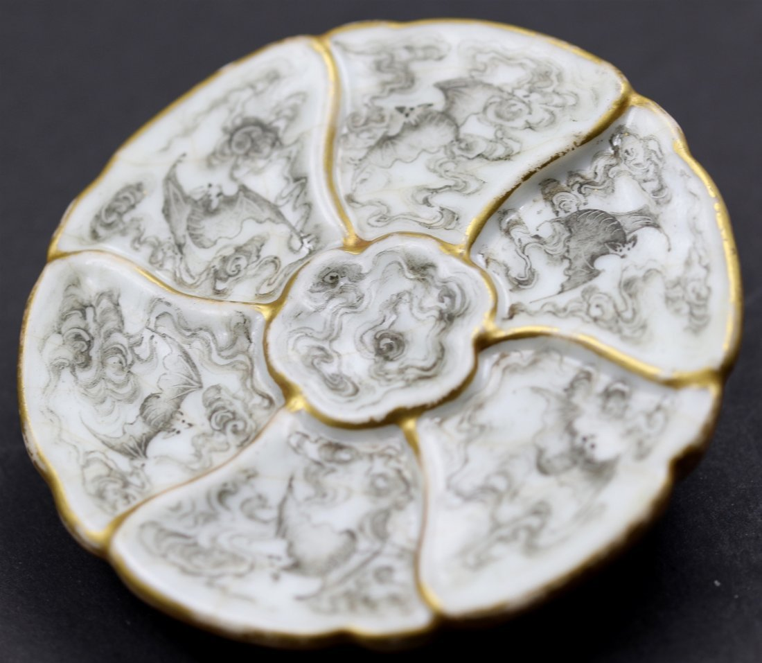 Chinese ink glazed inkpad. - 3