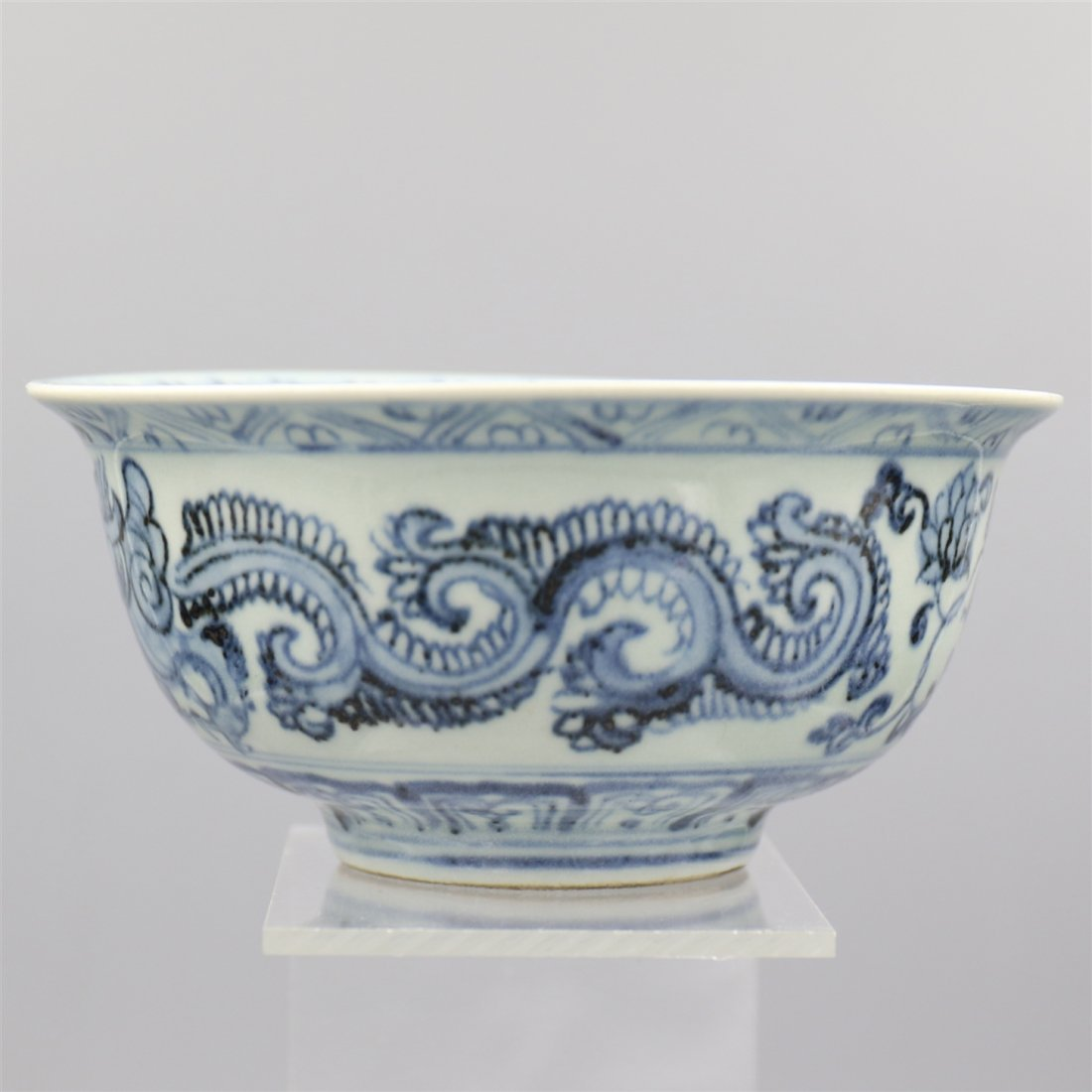 Chinese blue-White Porcelain Bowl. - 3