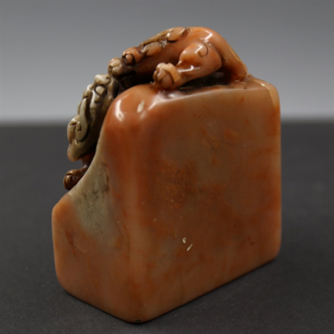 Chinese Soapstone Seal. - 3