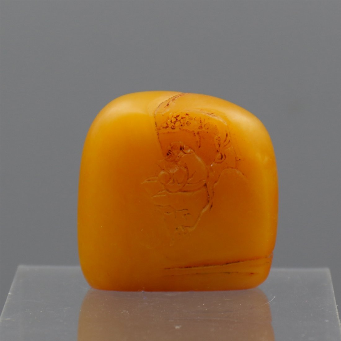 Chinese Soapstone Seal.