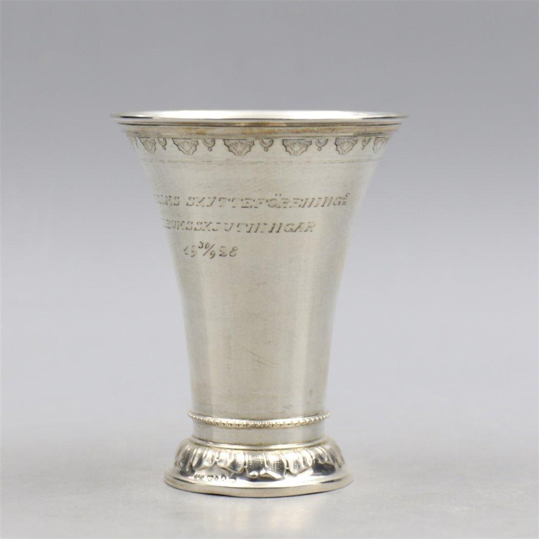 Swedish Silver Cup.
