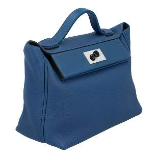 "HERMÈS handbag ""SAC 24/24"", collection 2020."