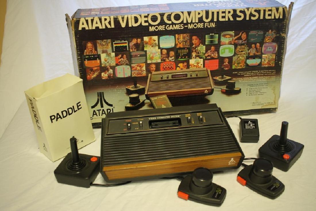 Atari Video Computer System