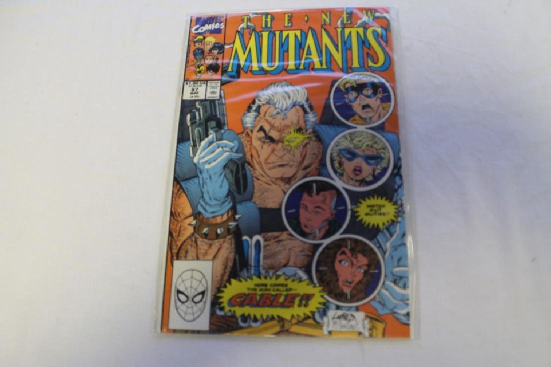 The New Mutants Issue 87